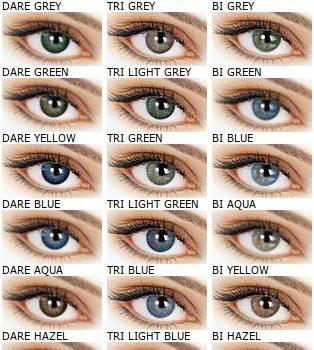 Adore Aylık Renkli Lens
